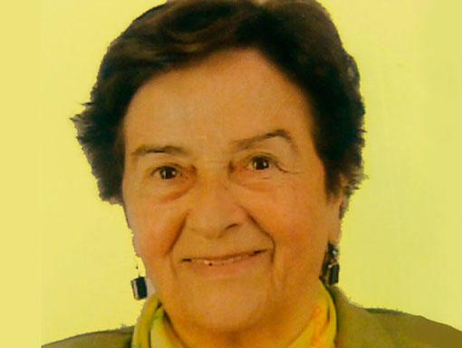 Eloina Rapp, doctora en historia. Nació en Cantabria y fue una niña de la guerra. Viajó con su hermano Néstor en la segunda expedición infantil a la URSS.