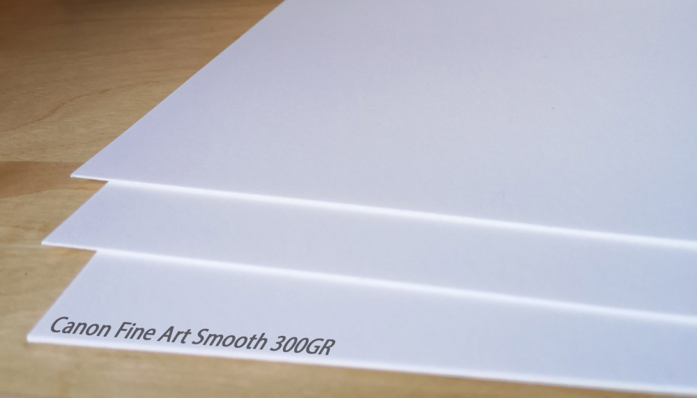 Papel Canon Fine Art Smooth