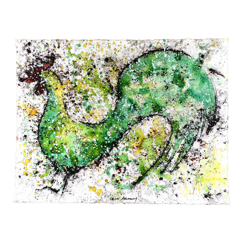 gallo verde